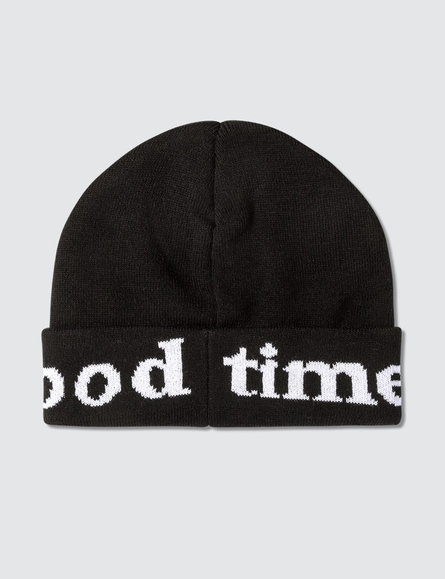 Have A Good Time Side Logo Beanie