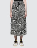 McQ Alexander McQueen Fluid Long Skirt Picture