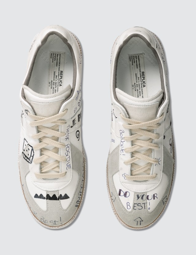 Maison Margiela Hand-crafted Replica Sneakers