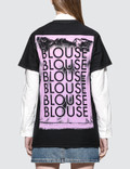 Blouse Meta-modern S/S T-Shirt Picture