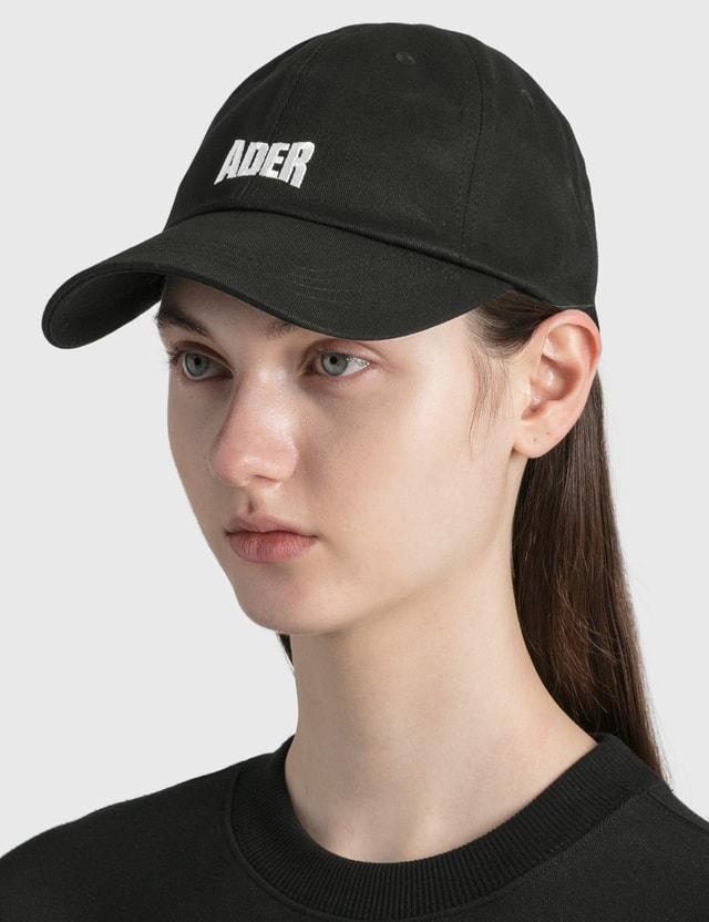 Ader Error OG Slice Cap Black Women