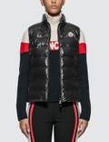 Moncler Nylon Down Gilet Picture