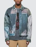 GEO Topography Denim Jacket Picutre