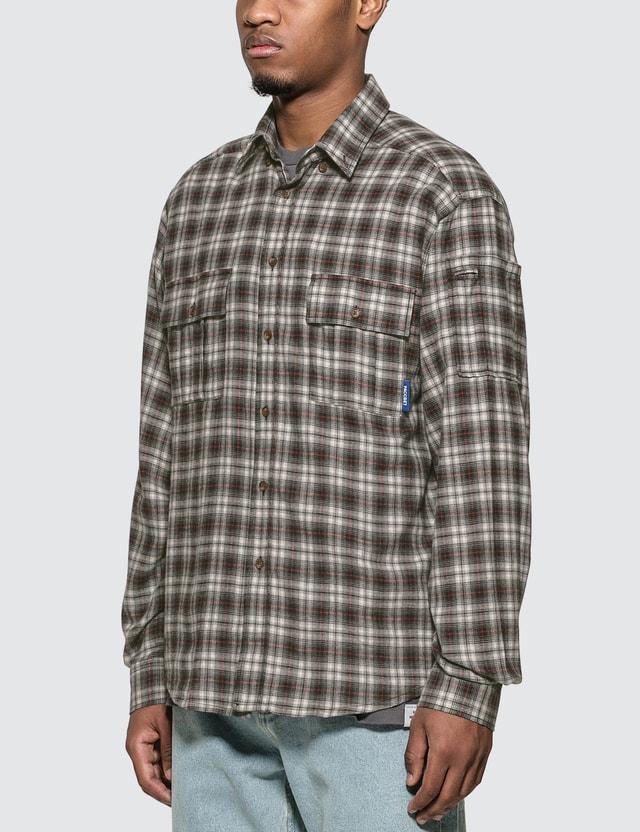 Rassvet Long Sleeve Flannel Shirt
