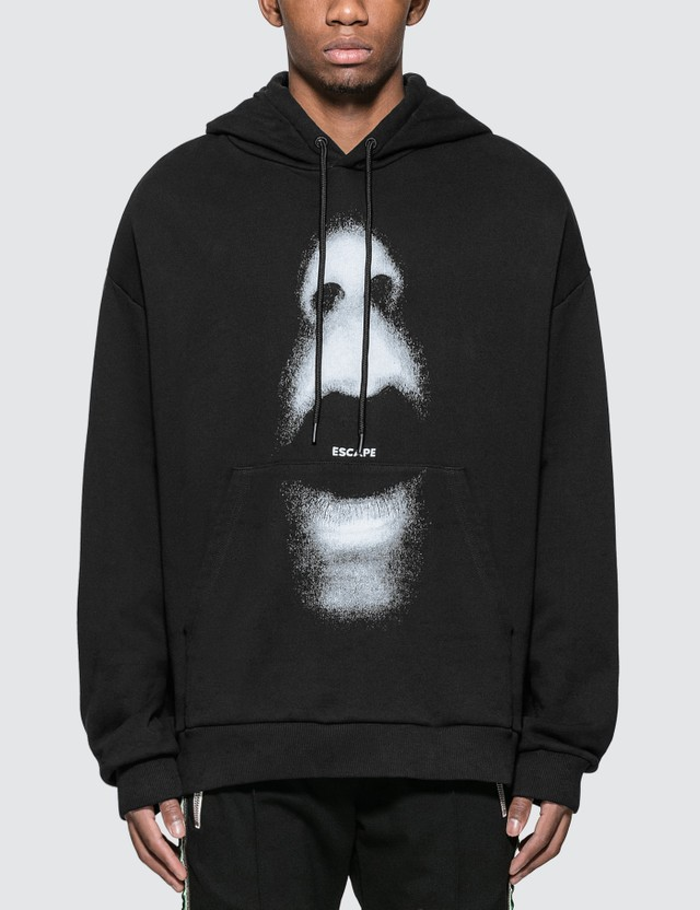 Marcelo Burlon Mouth Over Hoodie
