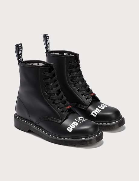 닥터마틴 Dr. Martens 1460 Sex Pistols Leather Boots