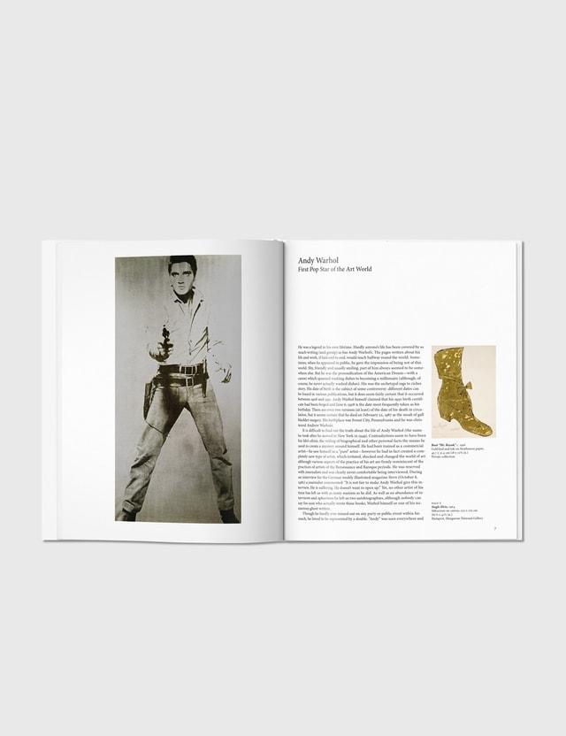 Taschen Warhol White Unisex