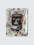 "Ligne Blanche Jean-Michel Basquiat ""Glenn"" Tray Picture"