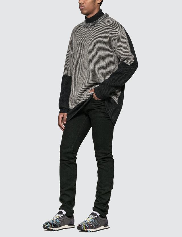 Maison Margiela Oversized Knitted Sweater