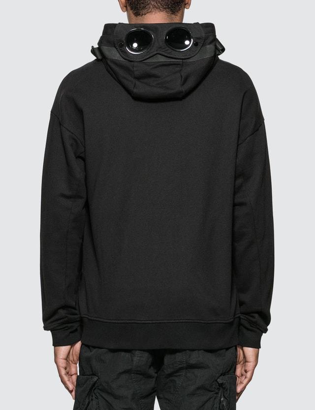 CP Company Goggle Hood Full Zip Hoodie