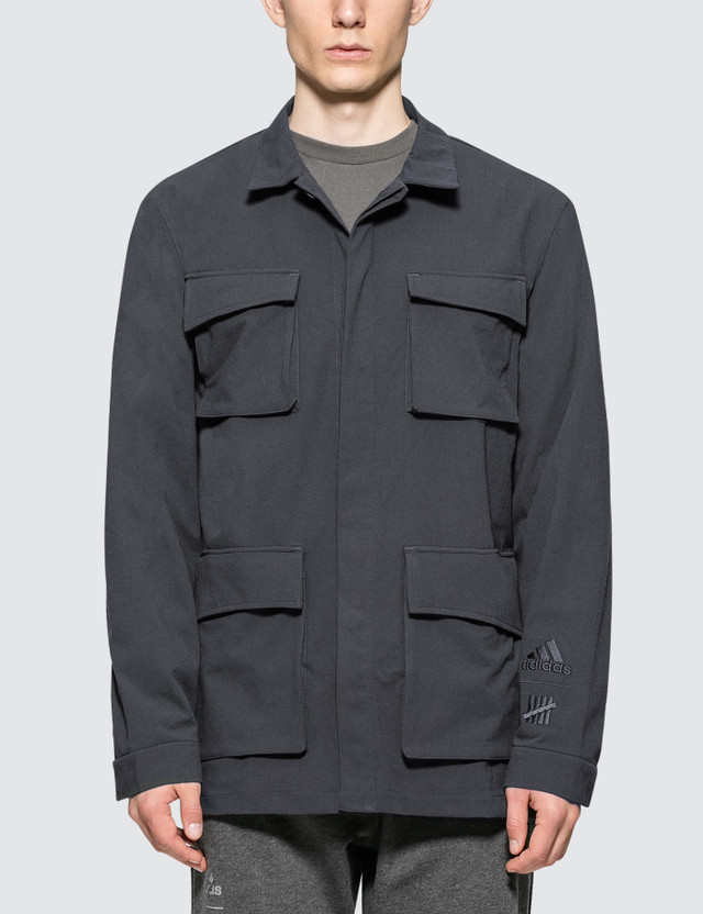Adidas Originals Undefeated x Adidas BDU L/S Shirt