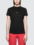 Helmut Lang Taxi Short Sleeve T-shirt - London Edition Picture