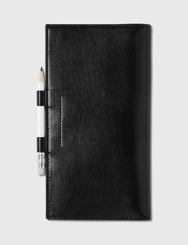 MM6 Maison Margiela Long Wallet With Pencil