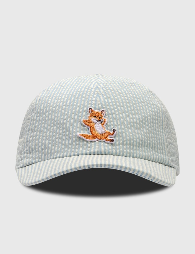 Maison Kitsune Chillax Fox Cap
