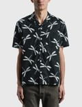 A.P.C. Dragonfly Summer Shirt Navy Men