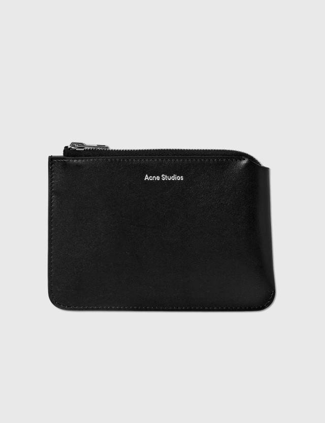 Acne Studios Malachite Coin Pouch Black Men