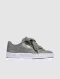 Puma Basket Heart Patent Picture