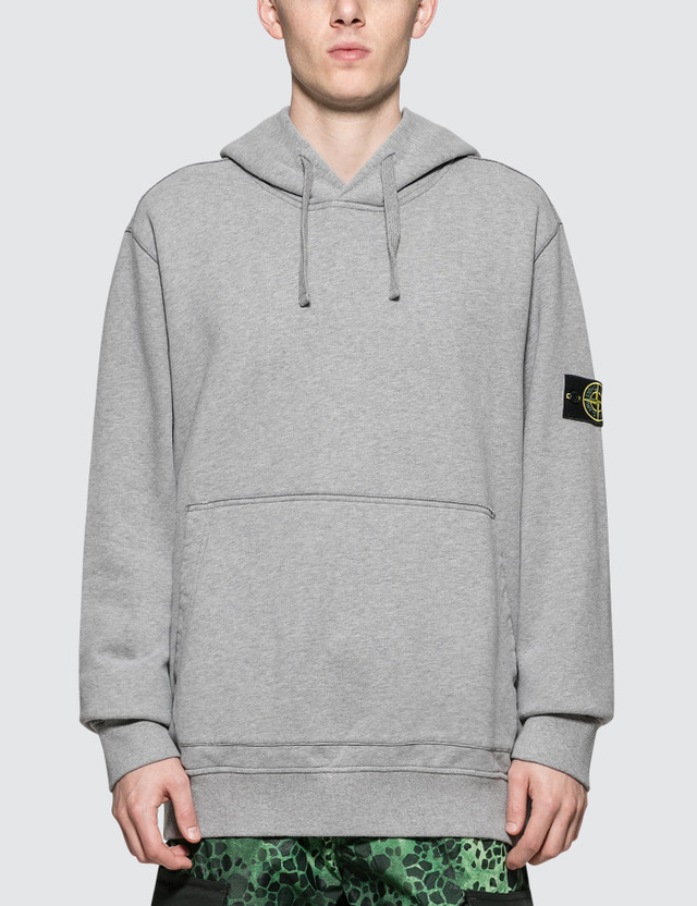 Stone Island Hooded Sweatshirt