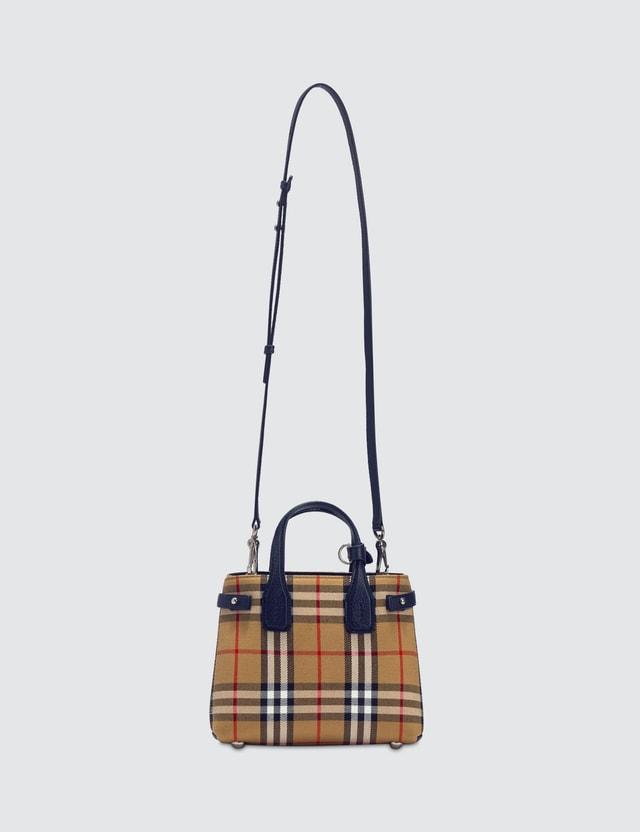 Burberry Baby Check Banner Bag