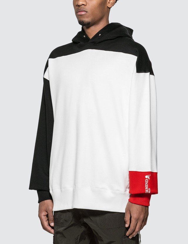 Mastermind World Boxy Blocking Hoodie