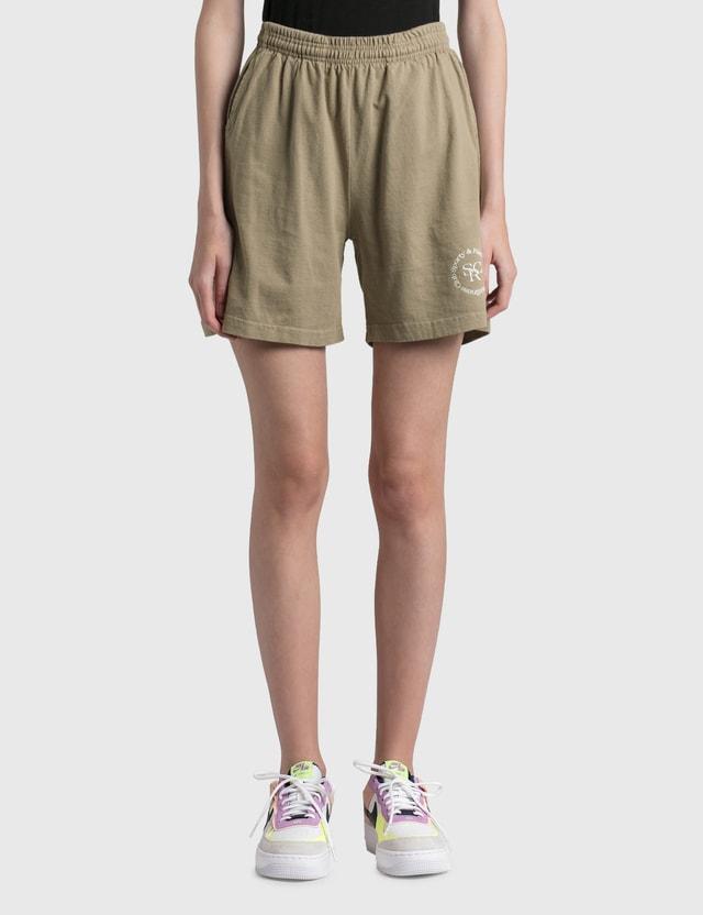 Sporty & Rich SRHWC Gym Shorts