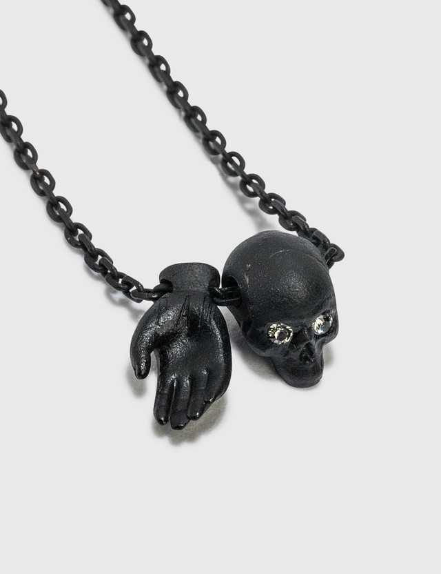 Undercover P.A.M. x Undercover Skull & Hand Necklace