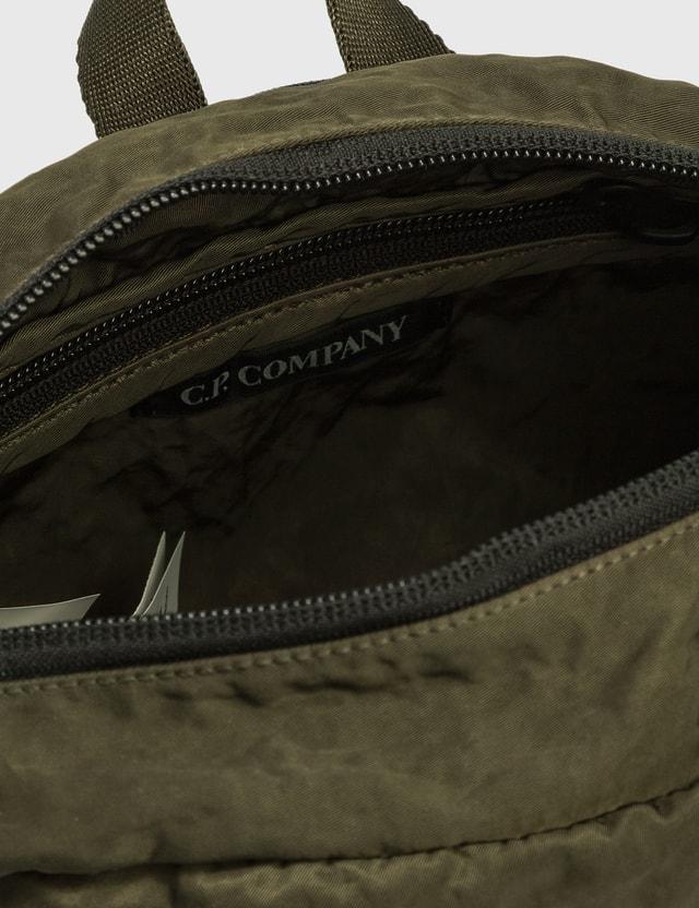 CP Company Garment Dyed Lens Crossbody Bag
