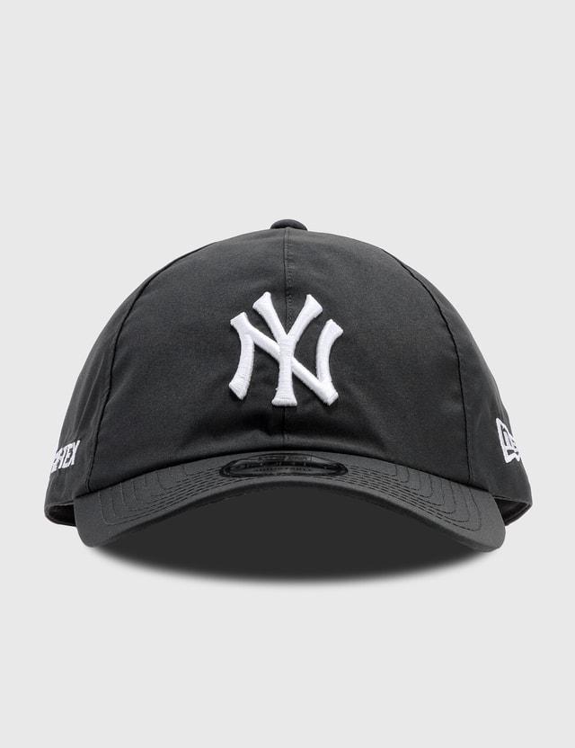 New Era Gore-Tex Logo 9FORTY Adjustable Cap Black Men