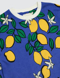 Mini Rodini Lemon Sweatshirt