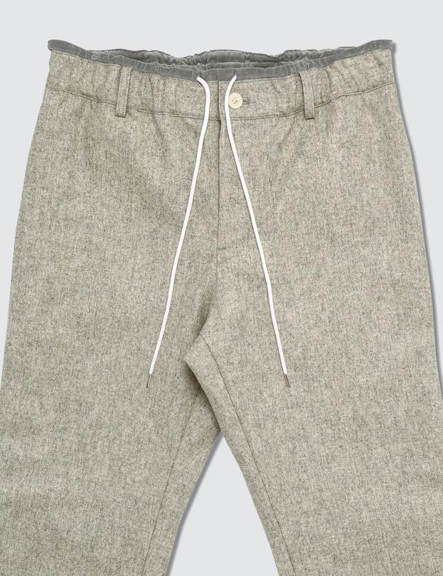 Sacai Melton Pants