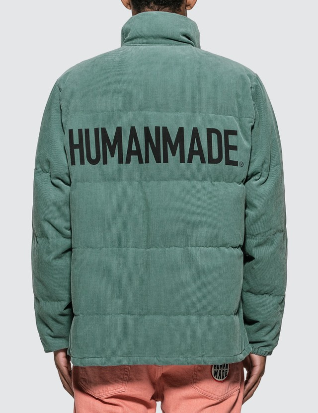 Human Made Corduroy Down Jacket