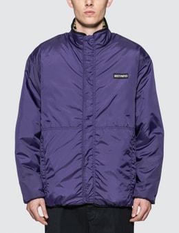 Wacko Maria Reversible Boa Fleece Jacket