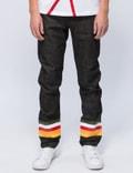 ICEBERG Multi Color Stripe Jeans Picture