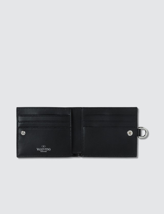 Valentino VLTN Neck Wallet
