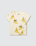 Mini Rodini Banana Aop T-Shirt Picture