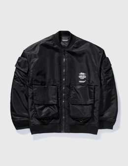 Undercover Noise Is Freedom Jacket