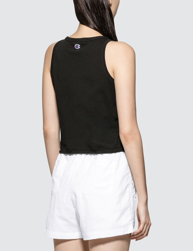Champion Reverse Weave Cropped Tank Top