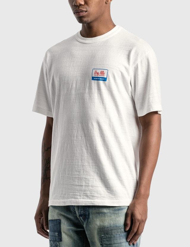 Human Made 티셔츠 #2012 White Men