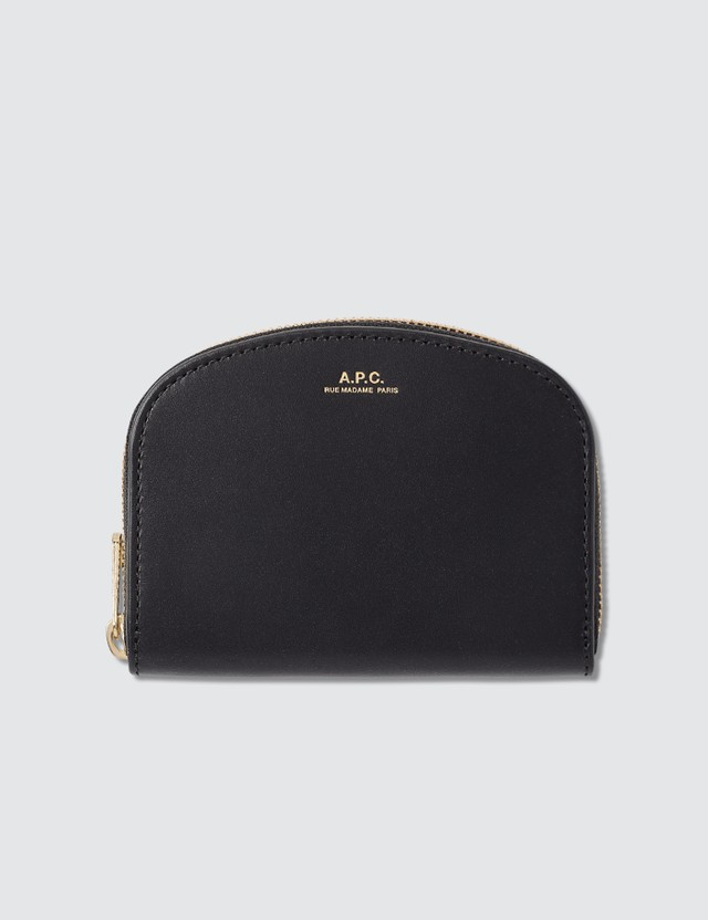 A.P.C. Half Moon Short Wallet