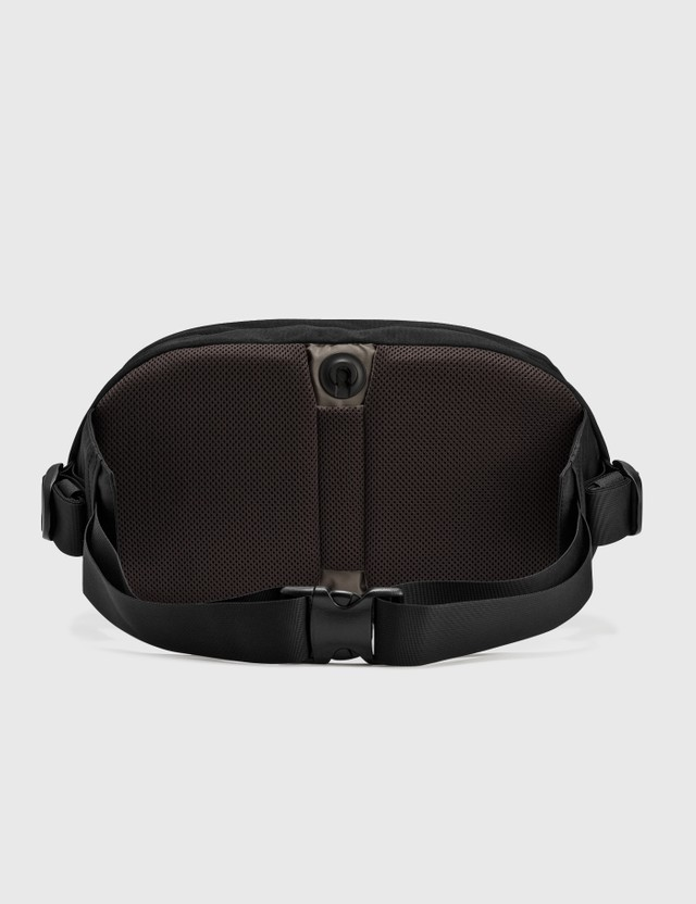 Meanswhile Cordura Nylon Belt Bag Black Men