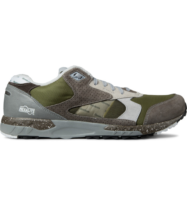 promo code 84856 c20d3 Reebok. Garbstore x Reebok Trek Grey/Green M43010 Baseball Classic GS  Inferno Shoes