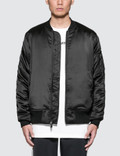 Stampd Charmeuse Bomber Jacket Picture