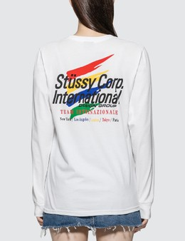 Stussy International Corp. Long Sleeve T-shirt