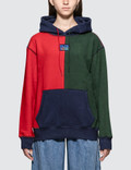 SJYP Multi Color Hoodie Picture
