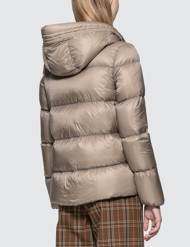 Moncler Hooded Down Jacket