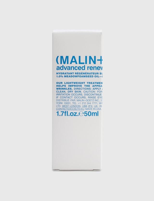 Malin + Goetz Advanced Renewal Moisturizer N/a Unisex