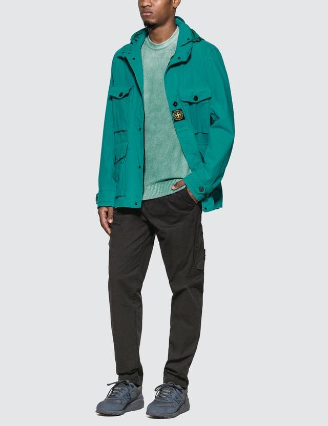 Stone Island Cotton Cordura Field Jacket