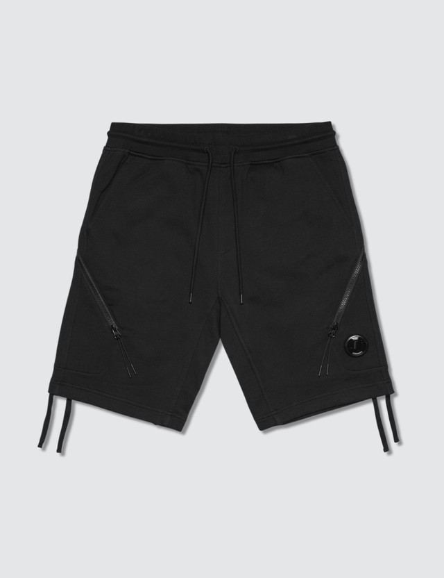 CP Company Lens Detail Sweat Shorts