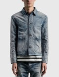 Saint Laurent 50s Denim Jacket 사진