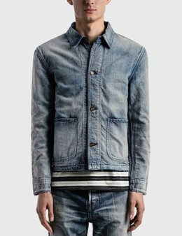Saint Laurent 50s Denim Jacket